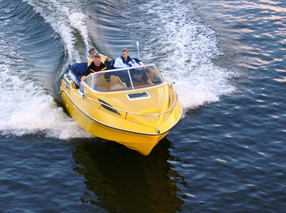 обучение лодок